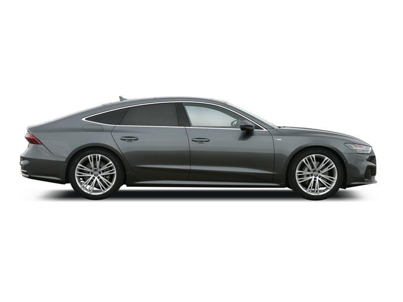 Audi A7 Diesel Sportback 45 TDI 245 Quattro Black Edition 5dr S Tron [C+S]