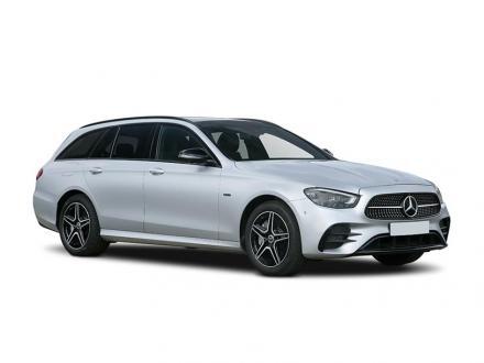 Mercedes-Benz E Class Diesel Estate E300d 4Matic AMG Line 4dr 9G-Tronic