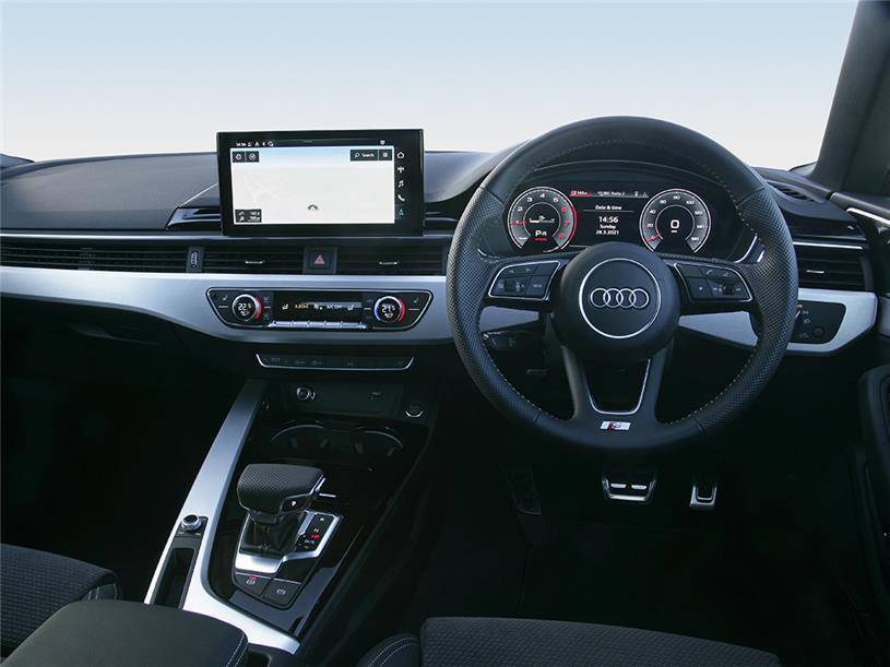 Audi A5 Diesel Coupe S5 TDI 341 Quattro 2dr Tiptronic [Comfort+Sound]