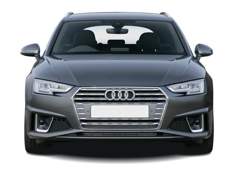 Audi A4 Diesel Avant S4 TDI 341 Quattro Black Ed 5dr Tiptronic [C+S]