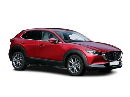 Mazda Cx-30 Hatchback 2.0 e-Skyactiv X MHEV SE-L Lux 5dr Auto