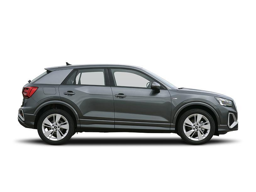 Audi Q2 Estate SQ2 Quattro Black Edition 5dr S Tronic