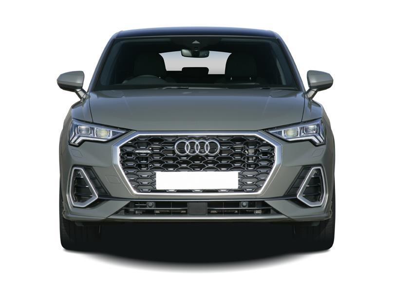 Audi Q3 Sportback 45 TFSI 245 Quattro Black Edn 5dr S Tronic [C+S]