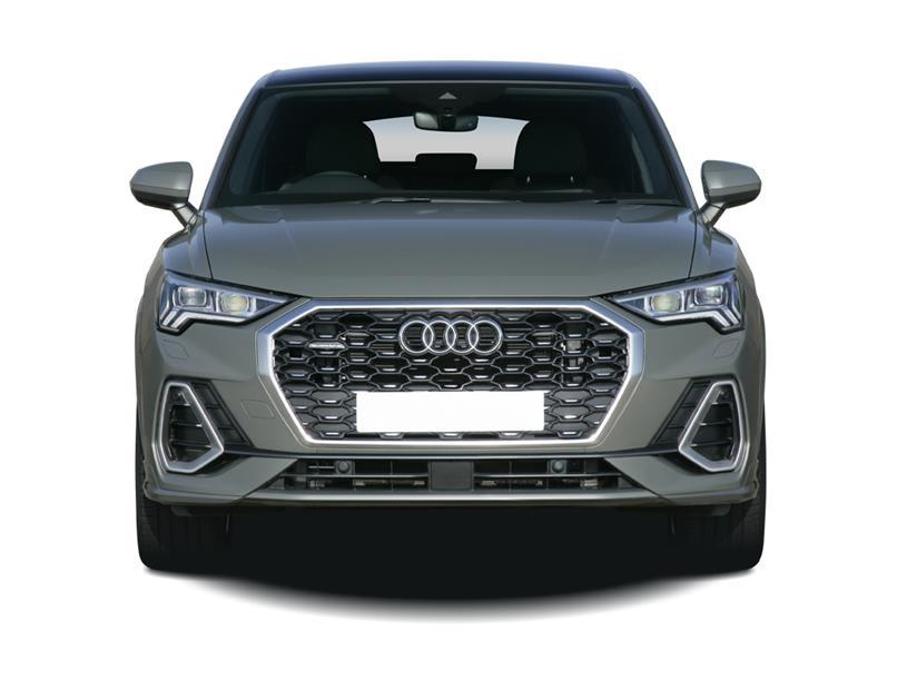 Audi Q3 Diesel Sportback 35 TDI Black Edition 5dr [C+S Pack]