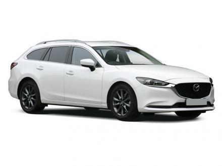 Mazda Mazda6 Tourer Special Edition 2.0 Skyactiv G Kuro Edition 5dr
