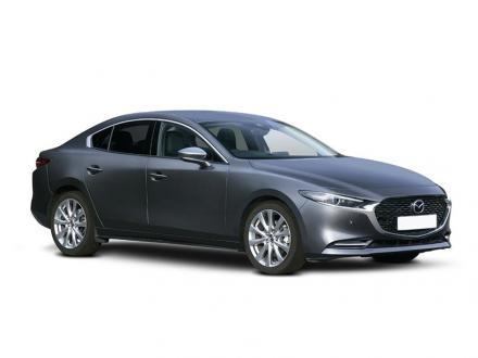 Mazda Mazda3 Saloon 2.0 e-Skyactiv-X MHEV [186] Sport Lux 4dr