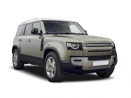 Land Rover Defender Diesel Estate 3.0 D300 X-Dynamic SE 110 5dr Auto [6 Seat]