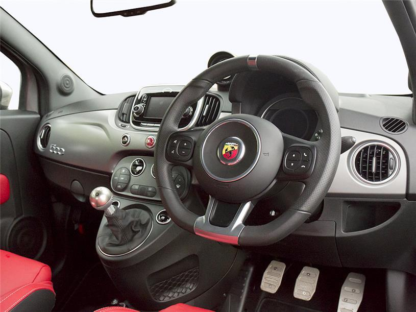 Abarth 595 Hatchback 1.4 T-Jet 165 Turismo Automatica 3dr Auto