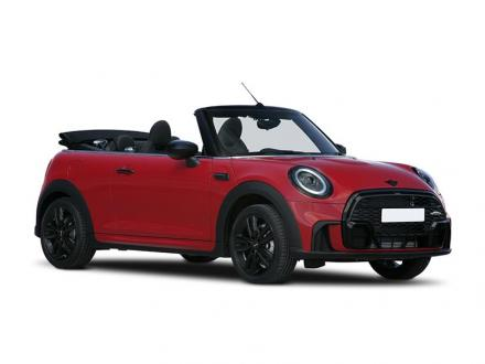 Mini Convertible 2.0 John Cooper Works 2dr Auto [Comfort Pack]