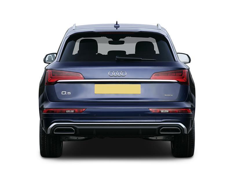 Audi Q5 Estate 55 TFSI e Quattro Compet Vorsprung 5dr S Tronic