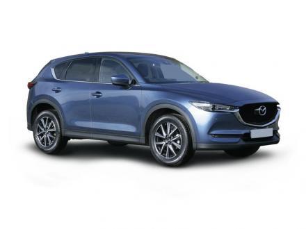 Mazda Cx-5 Diesel Estate 2.2d [184] Sport 5dr Auto
