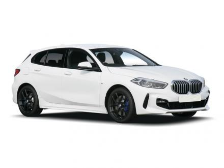 BMW 1 Series Diesel Hatchback 116d M Sport 5dr [Live Cockpit Pro/Pro/Tech pk]