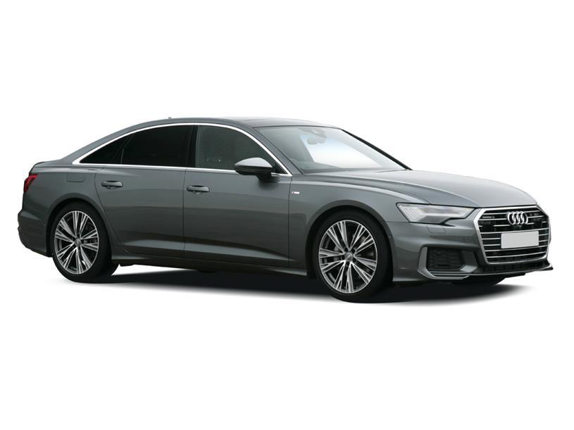 Audi A6 Saloon 50 TFSI e 17.9kWh Qtro S Line 4dr S Tronic [C+S]