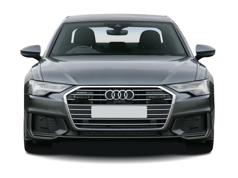 Audi A6 Saloon 50 TFSI e 17.9kWh Qtro Black Ed 4dr S Tronic [C+S]
