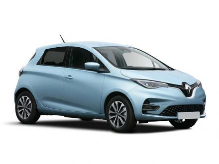 Renault Zoe Hatchback 100kW Iconic R135 50kWh Rapid Charge 5dr Auto