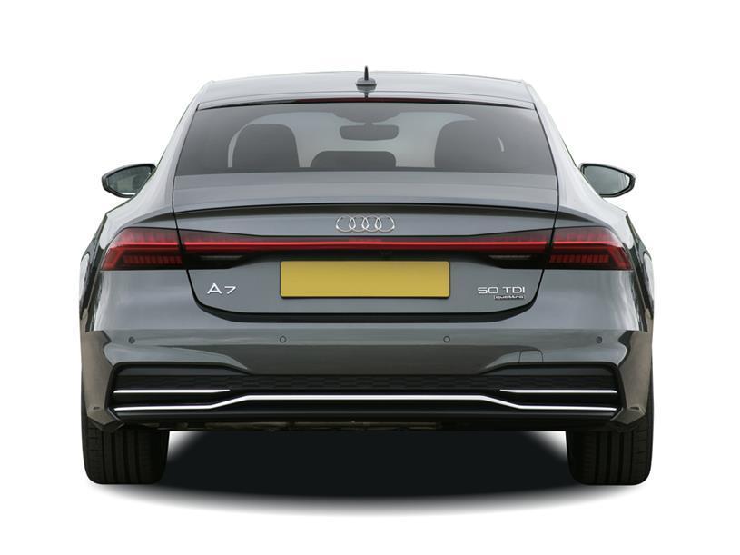 Audi A7 Sportback 50 TFSI e 17.9kWh Qtro Black Ed 5dr S Tronic [C+S]