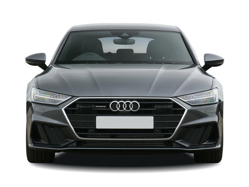 Audi A7 Sportback 55 TFSI e 17.9kWh Qtro Comp 5dr S Tronic [C+S]