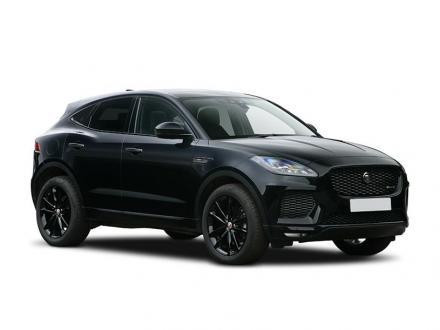 Jaguar E-pace Estate Special Editions 2.0 P200 R-Dynamic Black 5dr Auto
