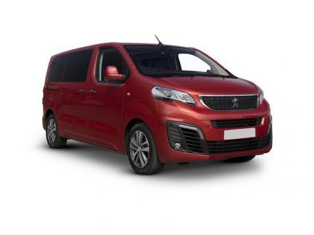 Peugeot E-traveller Electric Estate 100kW Allure Long [8 Seat] 50kWh 5dr Auto [11kWCh]
