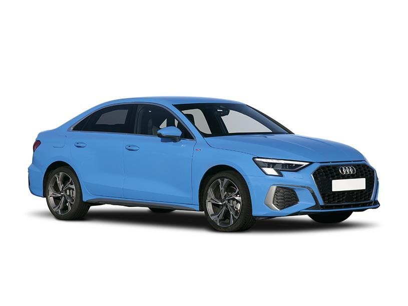 Audi A3 Saloon Special Editions 40 TFSI Quattro Edition 1 4dr S Tronic [C+S]