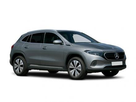 Mercedes-Benz Eqa Hatchback EQA 350 4M 215kW AMG Line Prem+ 66.5kWh 5dr Auto