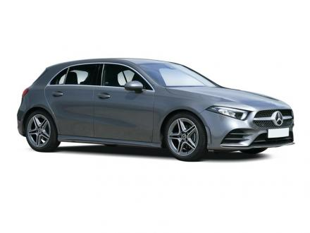 Mercedes-Benz A Class Hatchback Special Editions A180 AMG Line Premium Edition 5dr