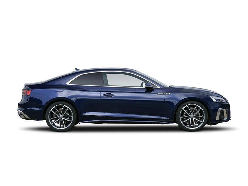 Audi A5 Coupe 45 TFSI 265 Quattro Black Edn 2dr S Tronic [C+S]