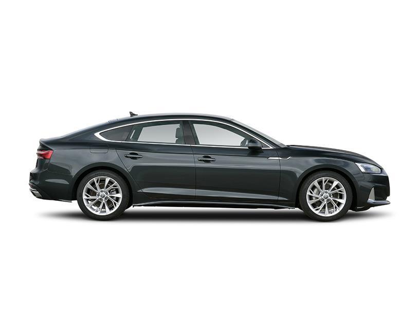 Audi A5 Diesel Sportback 35 TDI Black Edition 5dr S Tronic [Comfort+Sound]