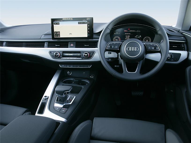 Audi A5 Diesel Sportback 40 TDI 204 Quattro Black Edn 5dr S Tronic [C+S]
