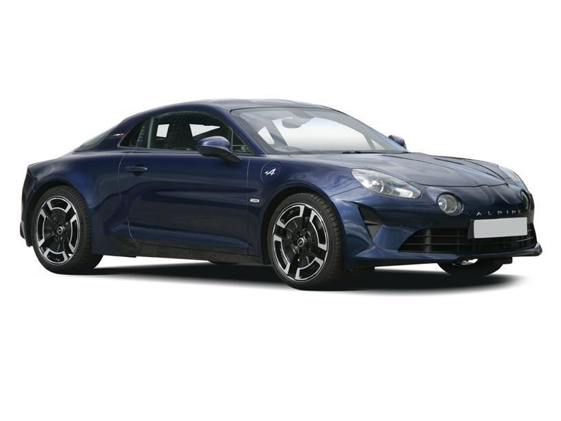 Alpine A110 Coupe Special Edition 1.8L Turbo 292 Legende GT 2dr DCT