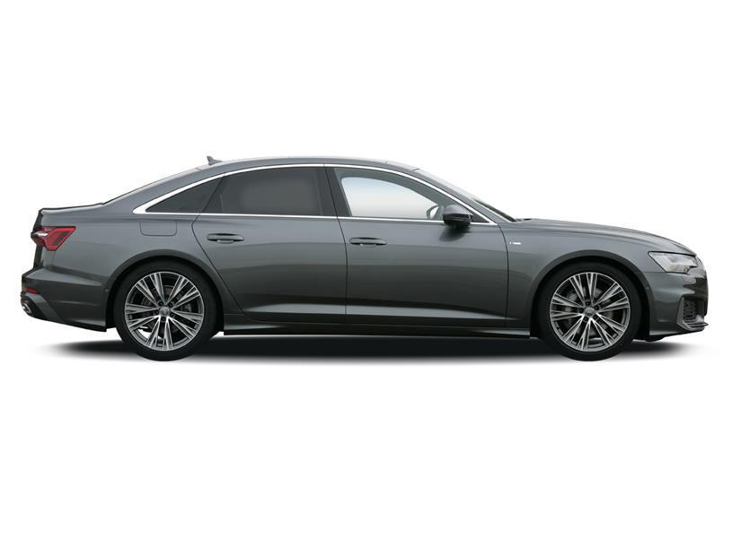 Audi A6 Diesel Saloon 50 TDI Quattro Black Edition 4dr Tip Auto [C+S]