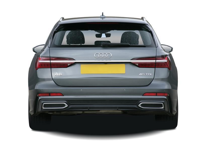 Audi A6 Diesel Avant 50 TDI Quattro Black Edition 5dr Tip Auto [C+S]