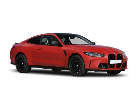 BMW M4 Coupe M4 xDrive Competition M 2dr Step Auto [M Carbon]