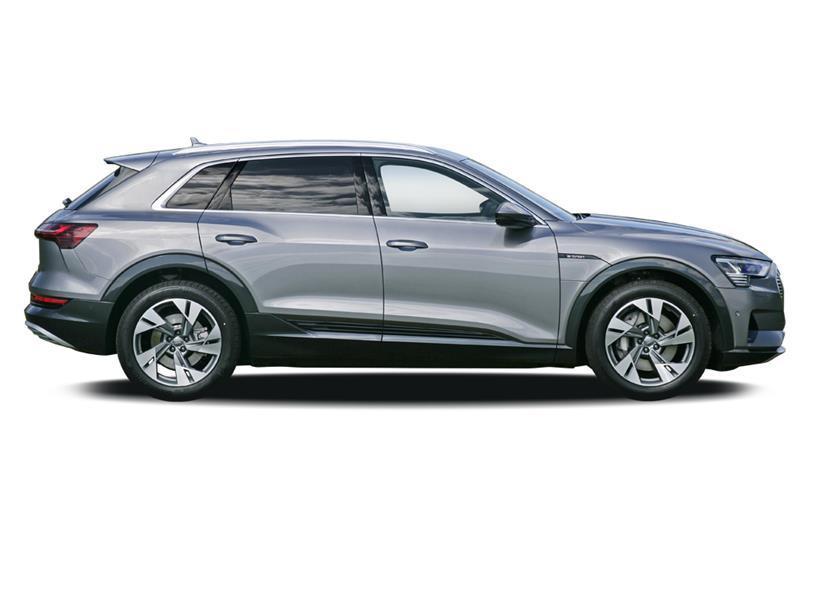 Audi E-tron Estate 230kW 50 Quattro 71kWh S Line 5dr Auto C+S 22kWCh