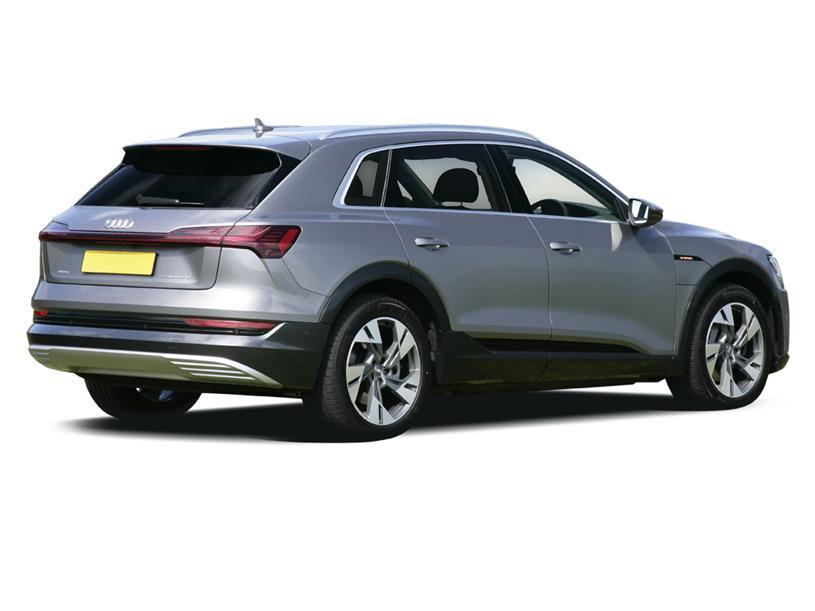 Audi E-tron Estate 300kW 55 Quattro 95kWh S Line 5dr Auto [22kWCh]