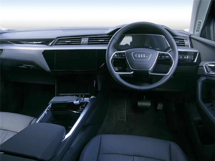 Audi E-tron Estate 300kW 55 Quattro 95kWh Vorsprung 5dr Auto [22kWCh]