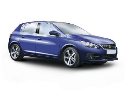 Peugeot 308 Hatchback 1.2 PureTech 130 Allure EAT8 5dr [Safety Plus]
