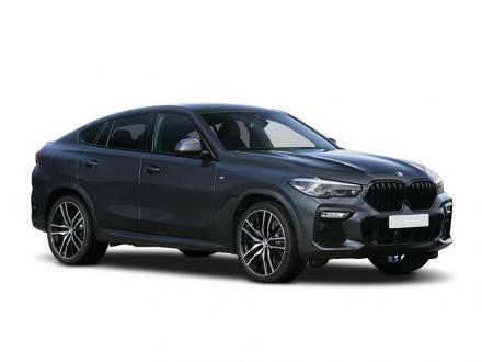 BMW X6 Estate Special Editions xDrive30d MHT Black Vermilion Ed 5dr Step Auto