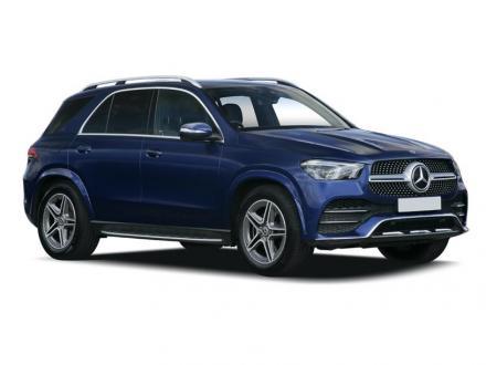 Mercedes-Benz Gle Diesel Estate GLE 300d 272 4Matic AMG Line Prem Plus 5dr 9G-Tron
