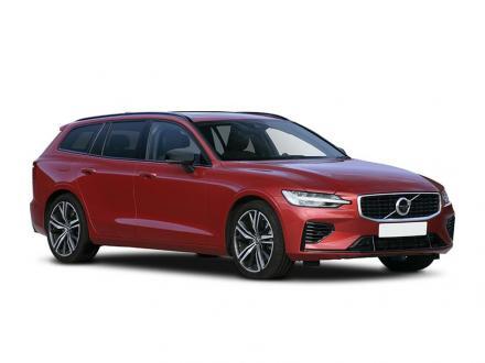 Volvo V60 Sportswagon 2.0 B4P Inscription 5dr Auto [7 speed]