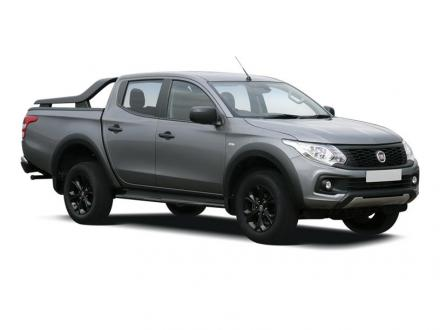 Fiat Fullback Diesel 2.4 180hp LX Double Cab Pick Up Auto