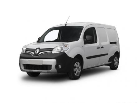 Renault Kangoo Maxi Ze Electric LL21 44kW 33kWh Business i-Crew Van Auto