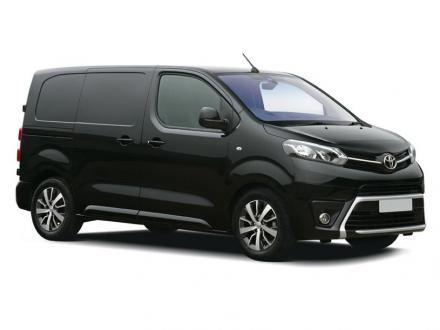 Toyota Proace Long Diesel 2.0D 120 Icon Van