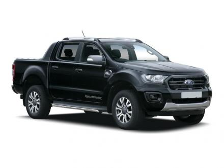 Ford Ranger Diesel Pick Up Double Cab Wildtrak 2.0 TDCi 213 Auto