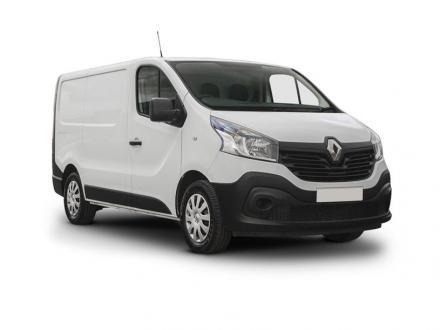 Renault Trafic Swb Diesel SL30 ENERGY dCi 120 Business Van