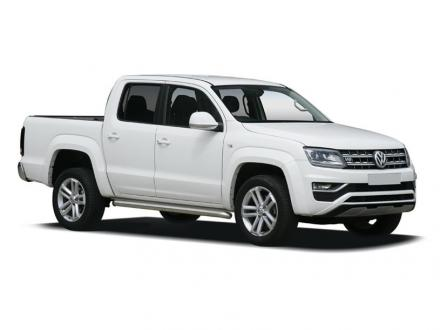 Volkswagen Amarok A33 Special Editions D/Cab P/Up Aventura Black Ed 3.0 V6 TDI 258 4M At