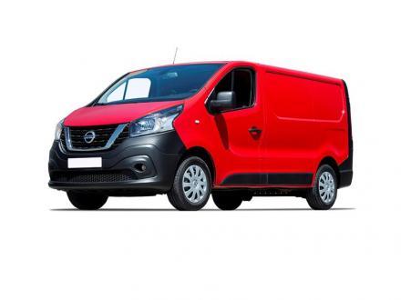 Nissan Nv300 30 L1 Diesel 2.0 dCi 120ps H1 Visia Van