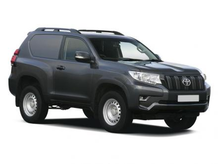 Toyota Land Cruiser Swb Diesel 2.8D 204 Active Commercial Auto [Nav]