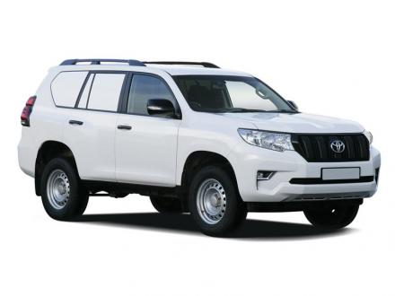 Toyota Land Cruiser Lwb Diesel 2.8D 204 Active Commercial Auto