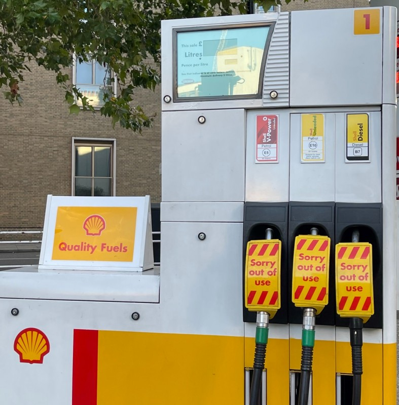 Recent Fuel Shortages......considering Electric instead?